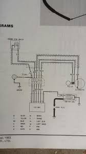 honda xr200 wiring diagram wiring diagrams and schematics 1984 xr200 wiring diagram