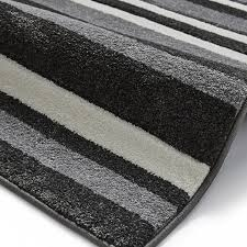 house decoration exceptional matrix mt22 light grey striped rug theruguk inside grey striped rug