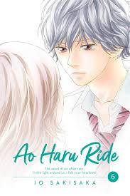 With a cooler of evidence; Amazon Com Ao Haru Ride Vol 6 6 9781974702701 Sakisaka Io Books