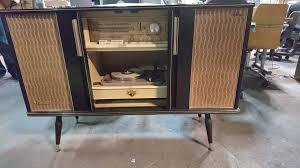 「家具調真空管ステレオセット」の画像検索結果