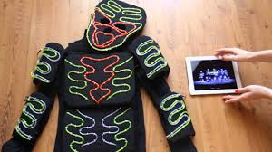 control lighting with ipad. fine lighting how to make led light costume el wire suits with ipad control   youtube and control lighting with ipad
