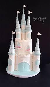 A Castle Cake For A Little Princess 7th Susan Fitzgerald Cake