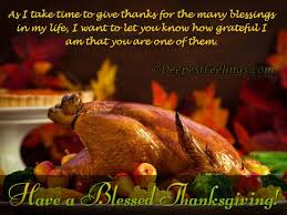 Thanksgiving Greeting Cards For Whatsapp And Facebook