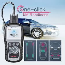 <b>Autel Maxilink</b> ML619 OBD 2 Reader Bluetooth <b>Car</b> Diagnostic Tool ...