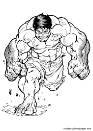 Hulk Coloring Pages Coloring Kids 2 Hulk Coloring Pages 14807