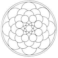 Mandala A Imprimer 10 Coloriage Mandalas Coloriages Pour Enfants