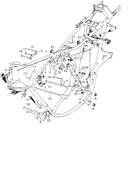 1974 cb 500t wiring diagram on honda cb450 parts
