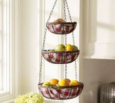 Cucina Hanging Basket from Pottery Barn for our new house....We'