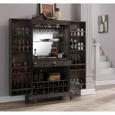 Glenwood Custom Cabinets Trent Austin Design Glenwood Road Bar Cabinet Reviews Wayfair