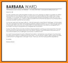 NHS Resignation Letter Example   Resignation Letter Examples Template net