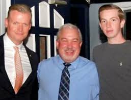 Xaverian alum gives back in remembering slain detective, community ...