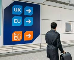 brexit effects for crew traveling to spain