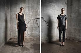 Black Clothing Designers Fashion Designer Maikel Tawadros Scandinavia Standard