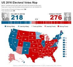 Image result for map of trump election results