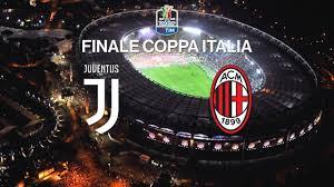 In Tv: Dove vedere in diretta la finale di coppa Italia ...