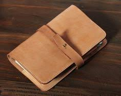 100 hand sched vegetable tanned leather notes cover note book cover moleskine field notes cover