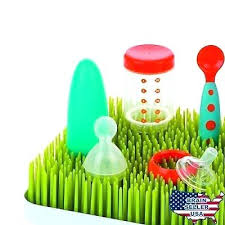 boon grass countertop drying rack boon grass drying rack kitchen baby bottles holder infant storage new boon grass countertop drying rack green