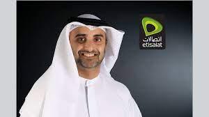 """مسعود محمد شريف محمود رئيساً تنفيذياً لعمليات """"اتصالات الإمارات"""""""