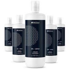 Indola <b>Крем</b>-<b>проявитель</b> для стойкой крем-краски Profession ...