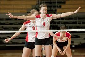 Marist Volleyball Sweeps Manhattan - Marist College Athletics