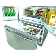 dual ice maker refrigerator. Ge Profile Dual Ice Maker Refrigerator French Door With Makers Double Refrirator Frid Ft W . Lowes Samsung R