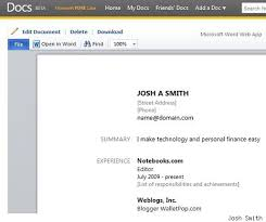 Extremely Ideas How To Create A Resume 16 Create In 6 Seconds With Facebook  And Docscom ...