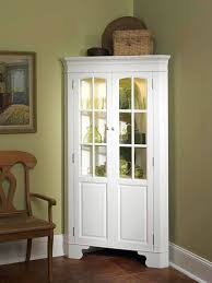 corner china hutch creative ideas white corner china cabinet outstanding with glass doors in interior corner