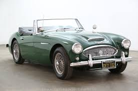 Austin Healey Color Chart 1964 Austin Healey 3000 Is Listed Sold On Classicdigest In