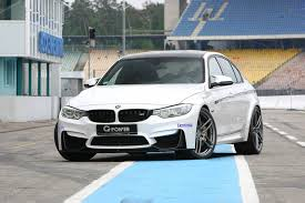 BMW Convertible bmw m3 egypt : Official: 560hp BMW M3 and M4 by G-Power - GTspirit