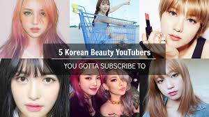 so whether you re a newbie or a beauty geek like me here are 5 korean beauty gurus on you that you have to be subscribed to