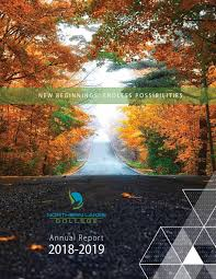 2018-2019 Annual Report by Northern Lakes College - issuu