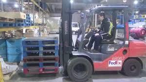 Learning To Drive A Forklift Youtube