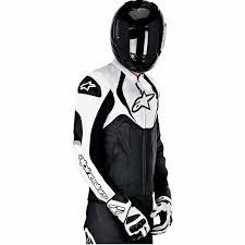alpinestars jaws leather motorcycle jacket size 46 motorbikes on carou