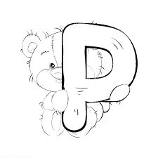 Coloring Pages By Letters Printables Letter A Coloring Sheets Letter
