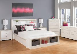White Queen Bedroom Set Idea — Milesto Style Home Ideas White Queen ...