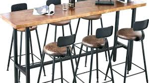 Narrow bar table Modern Skinny Bar Table Decoration Long Thin Bar Table Com Home Narrow Pertaining To From Long Narrow Narrow Bar Height Kitchen Table Thepartyplaceinfo Skinny Bar Table Decoration Long Thin Bar Table Com Home Narrow