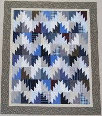 394 best Quilts: Upcycled / recycled images on Pinterest | Shirt ... & Quilt made from client's husband's shirts - Valerie Custom Quilting Adamdwight.com