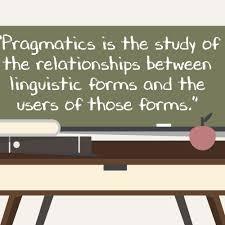 Pragmatics Gives Context To Language