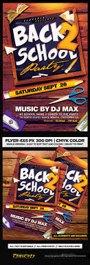 back to school flyer template psd by remakned graphicriver back to school flyer template psd events flyers