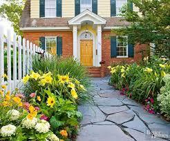 front door landscapingExterior Doors and Landscaping