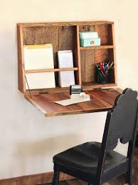 wall mounted desk diy likeable wall mount puter desk modern secretary desks for small spaces