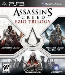 assassinand 39 s creed movie ezio. assassins creed ezio trilogy with ii, revelations, brotherhood brand new assassinand 39 s movie