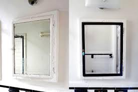 Bathroom Medicine Cabinet Makeover | Lauren Mechelle