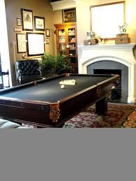 best pool table size rug poolsinspiration cf