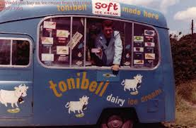Image result for tonibell ice cream van