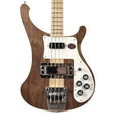 rickenbacker 4003s bass guitar walnut