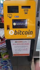 Bitcoin depot atm is located in harris county of texas state. Coinworks Bitcoin Atm