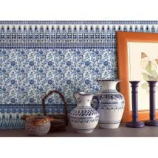 kitchen backsplash glass tile blue. Crystal Glass Mosaic Blue And White Tile Backsplash Kitchen Pattern Bathroom Wall Tiles Mirror Puzzle A