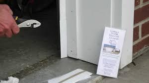 garage door side sealHow to sealrodent Proof Garage Door with the GARAGE DOOR RODENT