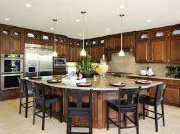 Big Island Kitchen Design